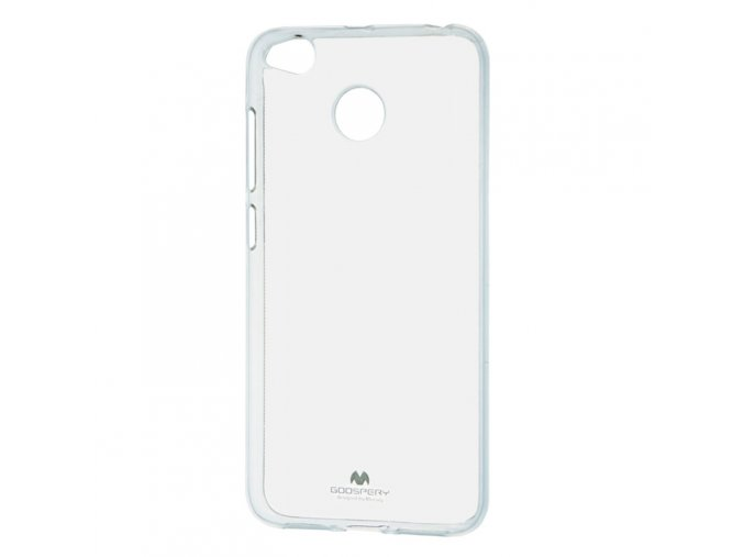 Pouzdro / kryt pro Xiaomi Mi A1 - Mercury, Jelly Transparent