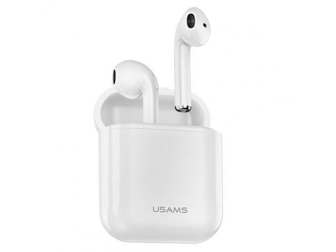Bezdrátová sluchátka pro iPhone a iPad - USAMS, LC Wireless Headset