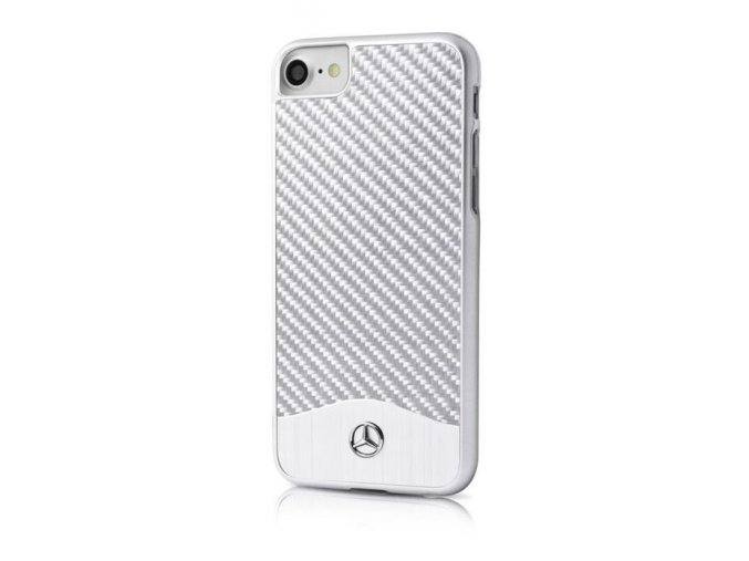 Ochranný kryt pro iPhone 7 / 8 - Mercedes-Benz, Wave Alu Silver