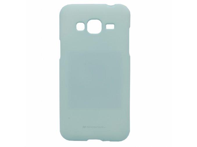 Pouzdro / kryt pro Samsung GALAXY J3 (2016) J3109 - Mercury, Soft Feeling Mint