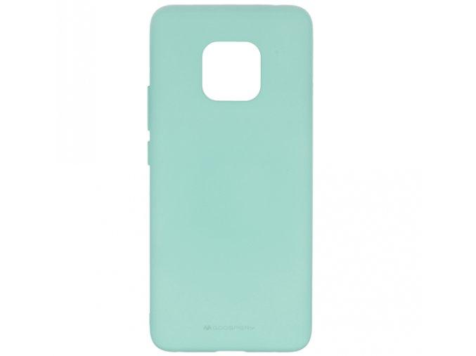 Pouzdro / kryt pro Huawei Mate 20 PRO - Mercury, Soft Feeling Mint