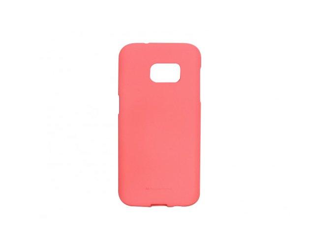 Ochranný kryt pro Samsung GALAXY J8 (2018) J810 - Mercury, Soft Feeling Pink