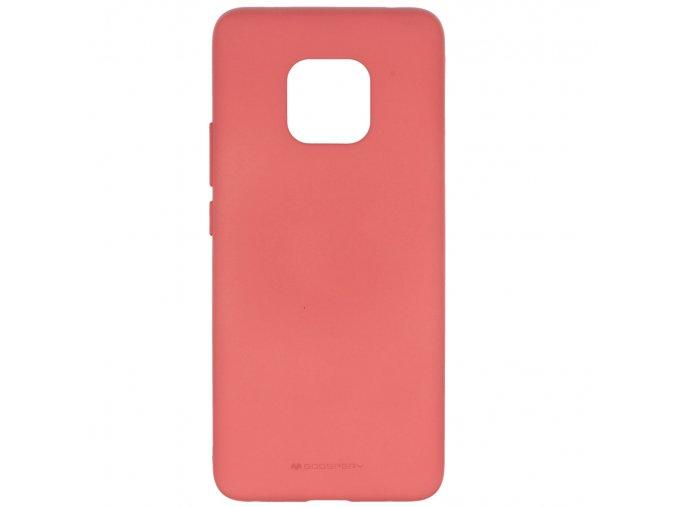 Pouzdro / kryt pro Huawei Mate 20 PRO - Mercury, Soft Feeling Pink