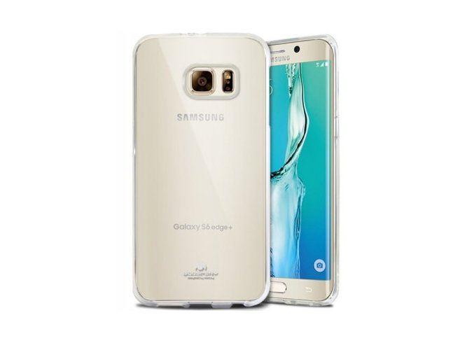 Pouzdro / kryt pro Samsung GALAXY A8 PLUS (2018) A730 - Mercury, Jelly Transparent