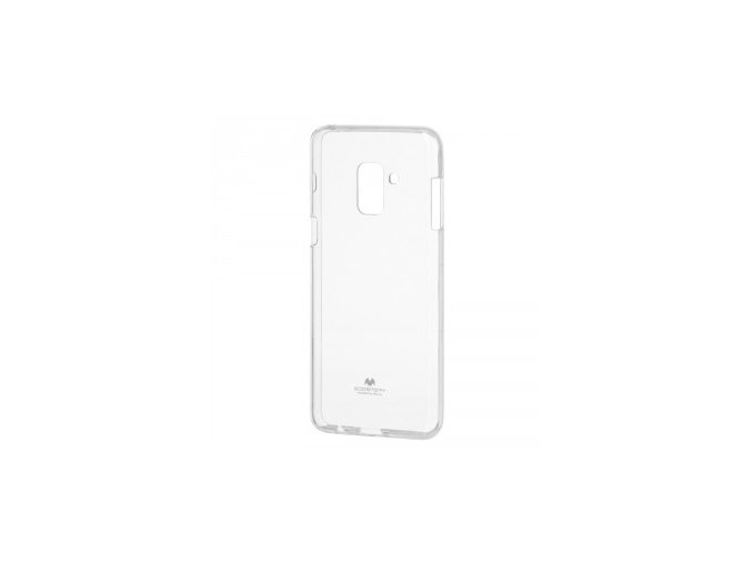 Pouzdro / kryt pro Samsung GALAXY A6 PLUS (2018) A605F - Mercury, Jelly Transparent