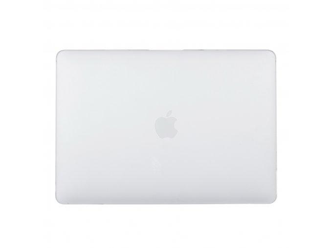 Polykarbonátové pouzdro / kryt na MacBook Air 13 (2018-2019) - Matte Transparent