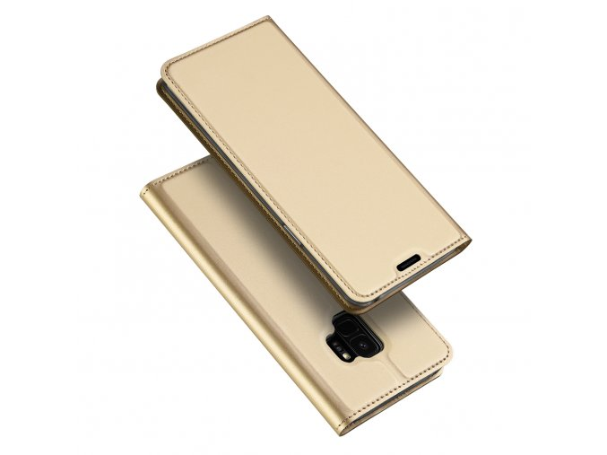 Pouzdro pro Samsung Galaxy S9 - DuxDucis, SkinPro Gold