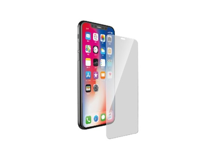 Ochranné tvrzené sklo pro iPhone XS MAX - Devia, Entire View