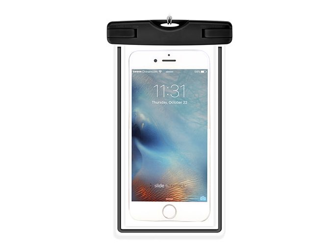 Plážové voděodolné pouzdro na mobil - Devia, Waterproof Bag