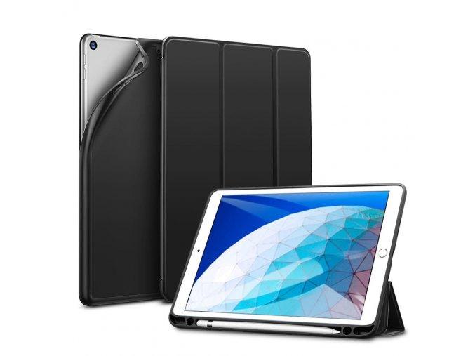 Pouzdro / kryt pro iPad Air 3 - ESR, REBOUND BLACK