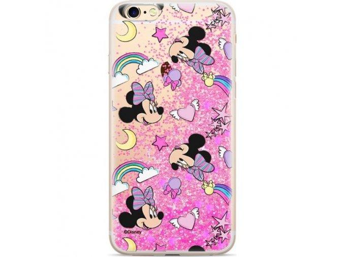 Ochranný kryt pro iPhone 7 / 8 - Disney, Minnie 031 Pink