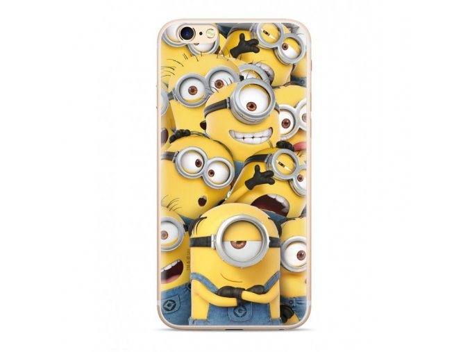 Ochranný kryt pro iPhone 7 / 8 - Minions, 020
