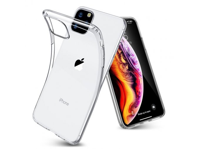 Ochranný kryt na iPhone 11 - ESR, Essential Clear