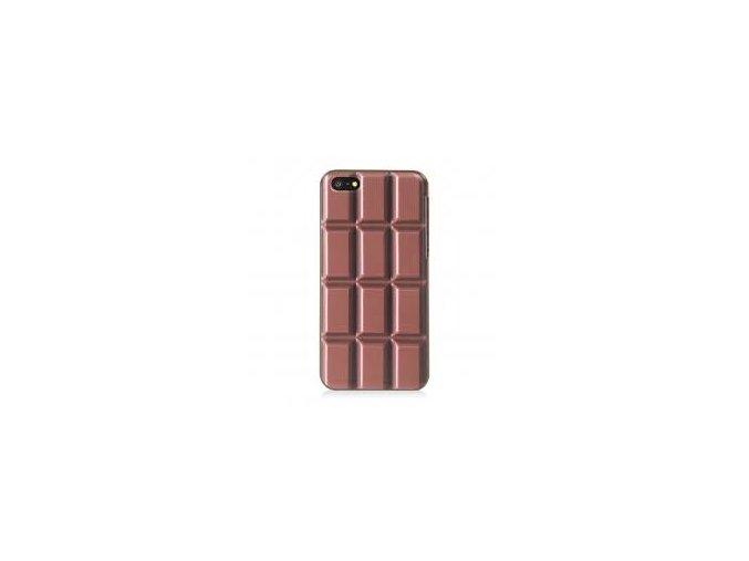 Pouzdro / kryt pro Apple iPhone 5C - Tucano, Delikatessen Chocolate
