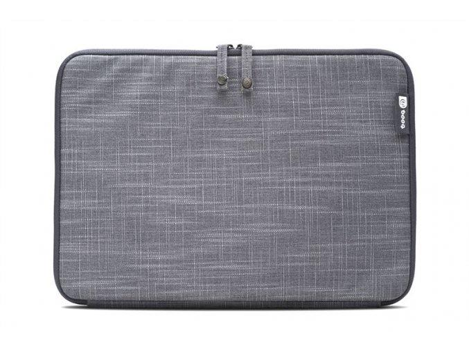Pouzdro pro MacBook Air / Pro 13 - Booq, Mamba sleeve 13 gray