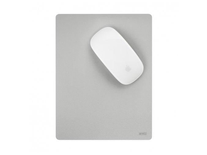 Ultratenká teflonová podložka pod myš - Artwizz, Mousepad Silver