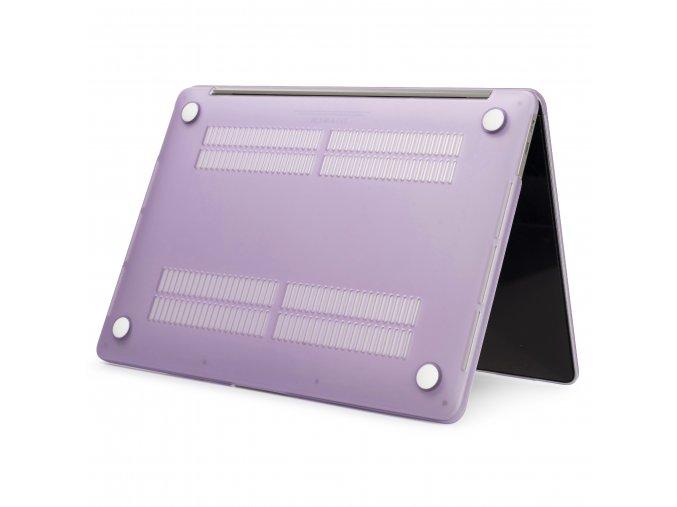 Polykarbonátové pouzdro / kryt na MacBook Air 13 (2010-2017) - Matte Purple