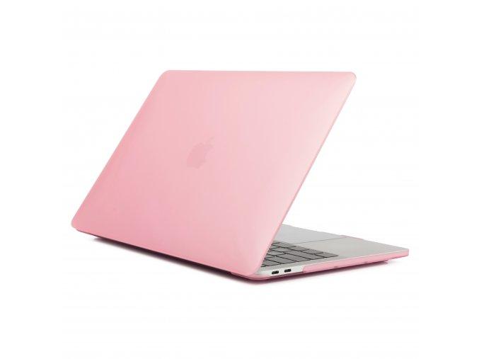 Polykarbonátové pouzdro / kryt na MacBook Air 13 (2010-2017) - Matte Pink