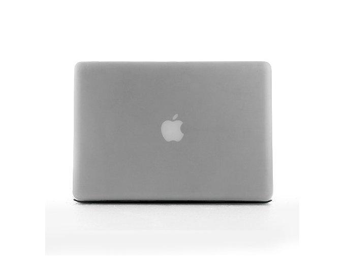 Polykarbonátové pouzdro / kryt na MacBook Pro Retina 13 - matný transparentní