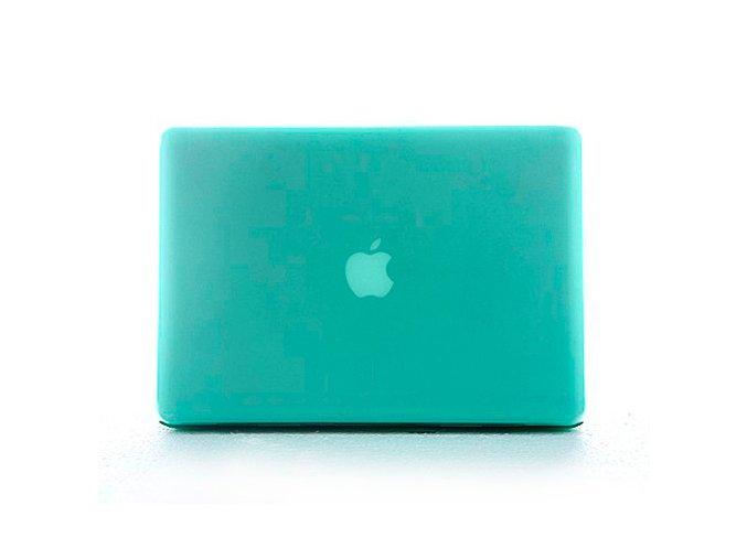 Polykarbonátové pouzdro / kryt na MacBook Pro Retina 13 (2012-2015) - matný tyrkysový