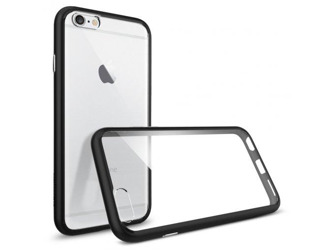 Pouzdro / kryt pro Apple iPhone 6 / 6S - Spigen, Ultra Hybrid Black