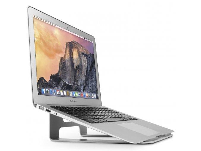 Stojan pro MacBook - TwelveSouth, ParcSlope Silver