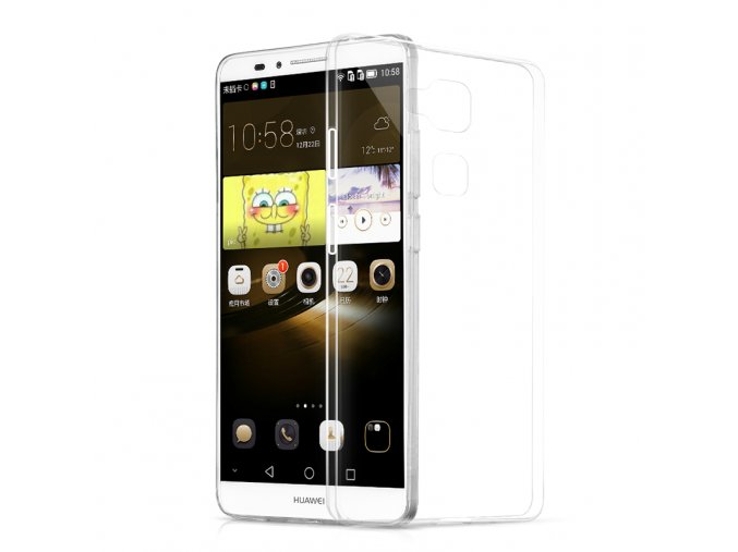 Pouzdro / kryt pro Huawei Mate 7 - Hoco, Jelly Skin