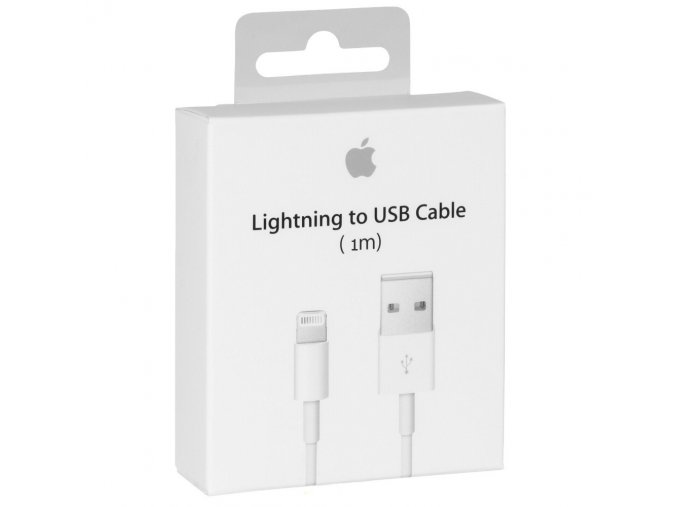 Kabel Lightning pro iPhone a iPad - Apple, md818zm/a