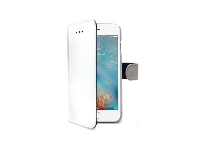 Pouzdro / kryt pro iPhone 7 / 8 - CELLY, Wally White