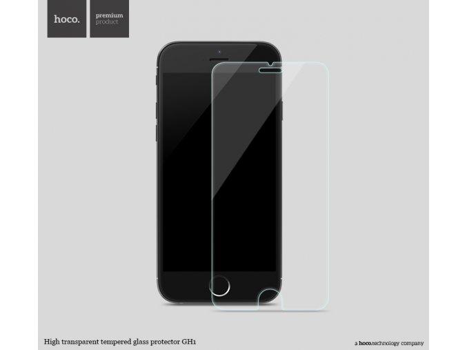 Ochranné tvrzené sklo na iPhone 7 - Hoco, Ghost