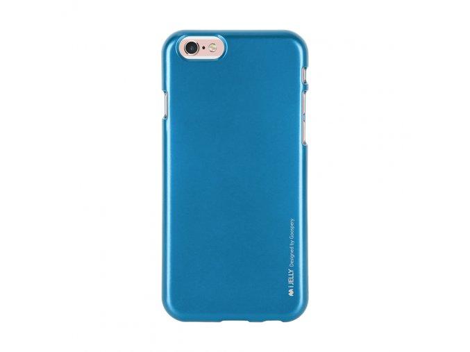 Pouzdro / kryt pro Apple iPhone 6 / 6S - Mercury, i-Jelly Blue