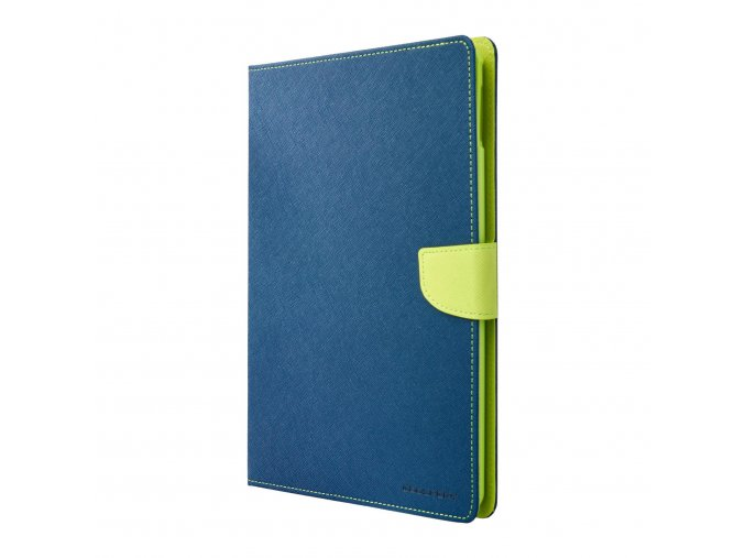 Pouzdro / kryt pro Apple iPad Air 2 - Mercury, Fancy Diary Navy/Lime