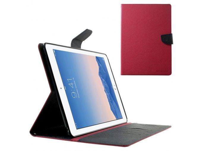 Pouzdro / kryt pro Apple iPad Air 2 - Mercury, Fancy Diary Hotpink/Navy
