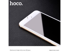 Ochranné tvrzené sklo pro iPhone 7 / 8 - HOCO, CoolZenith 3D White