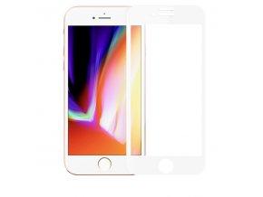Ochranné tvrzené sklo pro iPhone 7 PLUS / 8 PLUS - HOCO, CoolZenith 3D White