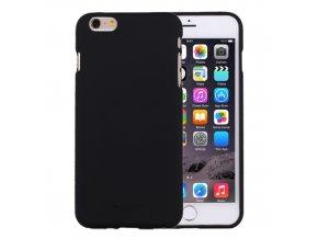 Ochranný kryt pro iPhone 6 PLUS / 6S PLUS - Mercury, Soft Feeling Black