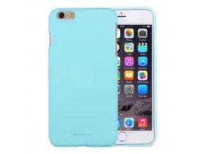 Ochranný kryt pro iPhone 6 PLUS / 6S PLUS - Mercury, Soft Feeling Mint