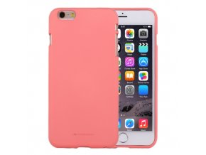 Ochranný kryt pro iPhone 6 PLUS / 6S PLUS - Mercury, Soft Feeling Pink