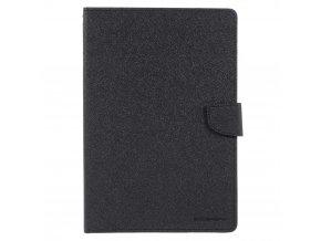 Pouzdro / kryt pro iPad Pro 10.5 - Mercury, Fancy Diary BLACK/BLACK