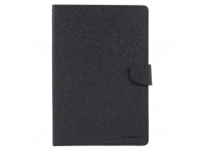 Pouzdro pro iPad Pro 10.5 / Air 3 - Mercury, Fancy Diary BLACK/BLACK