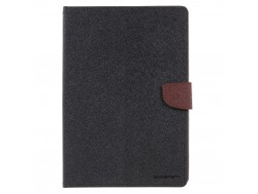 Pouzdro pro iPad Pro 10.5 / Air 3 - Mercury, Fancy Diary BLACK/BROWN