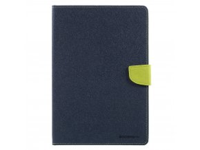 Pouzdro pro iPad Pro 10.5 / Air 3 - Mercury, Fancy Diary NAVY/LIME