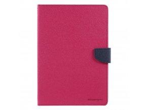 Pouzdro / kryt pro iPad Pro 10.5 - Mercury, Fancy Diary HOTPINK/NAVY