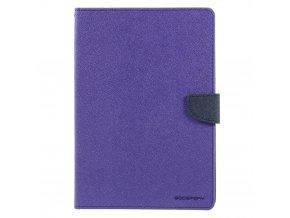 Pouzdro / kryt pro iPad Pro 10.5 - Mercury, Fancy Diary PURPLE/NAVY
