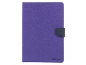 Pouzdro pro iPad Pro 10.5 / Air 3 - Mercury, Fancy Diary PURPLE/NAVY