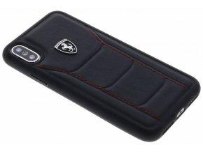 Ochranný kryt pro iPhone X - Ferrari, Heritage 488 Back Black