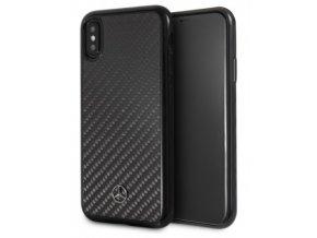 Ochranný kryt pro iPhone XS / X - Mercedes, Dynamic Back Carbon