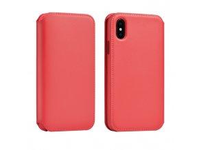 Ochranný kryt / pouzdro pro iPhone X - HOCO, Duke Red