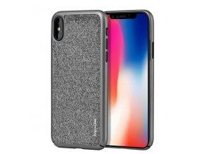 Ochranný kryt pro iPhone X - HOCO, Gena Gray