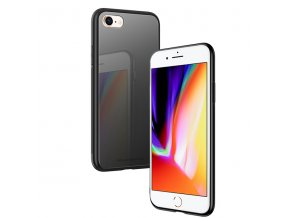 Ochranný kryt pro iPhone 7 / 8 - HOCO, Vitreous Shadow Black